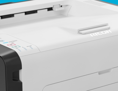 RICOH SP 220NW Laser Printer