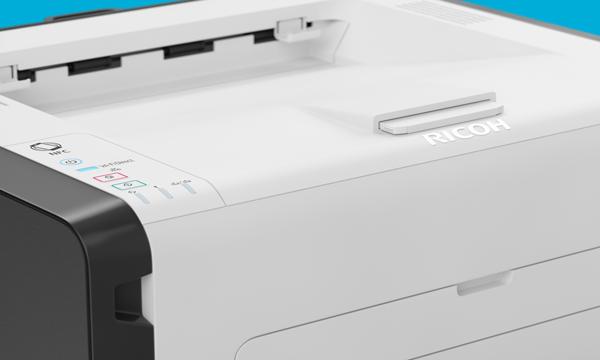 RICOH SP 220NW Laser Printer