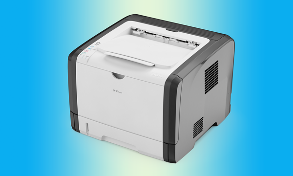 RICOH SP 377DNWX Laser Printer